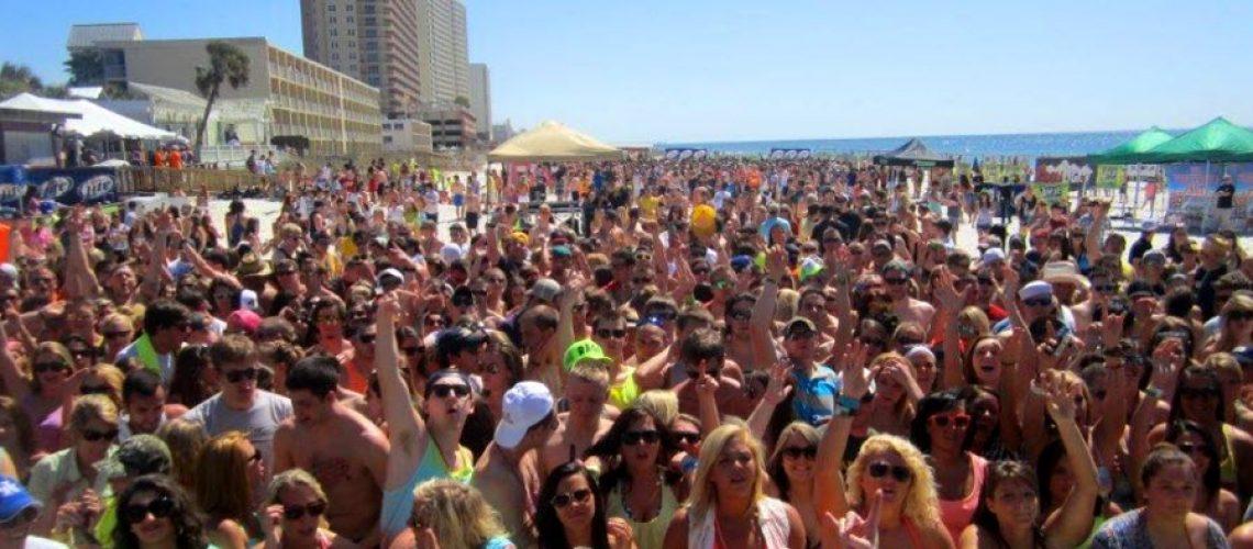 Panama City Beach Spring Break Marketing 2015 - The Campus